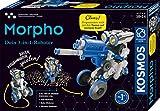 Kosmos 620837 Morpho - Der 3-in-1 Roboter Spielzeug Experimentierkasten