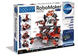 Clementoni 59078 Galileo Science – Coding Lab RoboMaker PRO, edukatives Robotik-Labor, Programmieren & Codieren, elektronisches Lernspiel, Spielzeug für Kinder ab 10 Jahren
