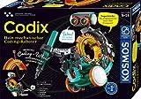 Kosmos 620646 Codix-Dein mechanischer Coding Roboter Spielzeug, Experimentierkasten
