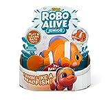 Goliath 32682 - Robo Alive Fisch, Lebensechte Bewegungen, Wasserspaß für Kinder, elektronisches Bade-Spielzeug, ab 18 Monaten