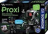 KOSMOS 620585 Proxi Dein micro bit Programmier-Roboter Experimentierkasten