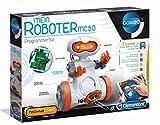 Clementoni 59158 Galileo Science – Mein Roboter MC 5.0, Robotik für kleine Ingenieure, Einstieg in die Elektronik, High-Tech für Schulkinder, Spielzeug für Kinder ab 8 Jahren