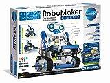 Clementoni 52397 59122 Galileo Science – Coding Lab RoboMaker Starter, edukatives Robotik-Labor, Programmieren & Codieren, elektronisches Lernspiel, Spielzeug für Kinder ab 8 Jahren