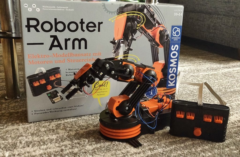 Kosmos Roboterarm