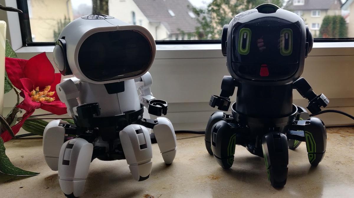Kosmos Proxi und Kosmos Chipz