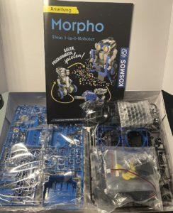 Kosmos Morpho Lieferumfang